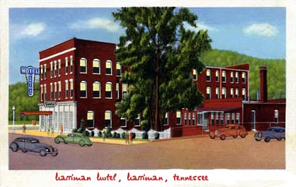 the harriman hotel on rt 27